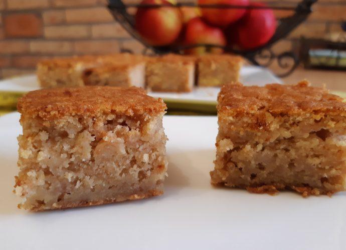 Almás kevert sütemény Enjoy free liszttel
