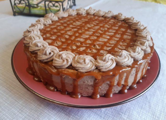 újra gondolt Dobos torta