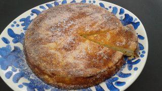 egyszerű gluténmenets süti, gluténmentes almatorta