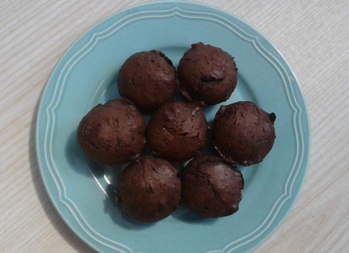 gluténmentes muffin, alfa-mix muffin