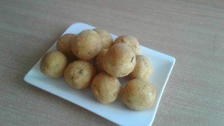 gluténmentes köret, krumpligombóc