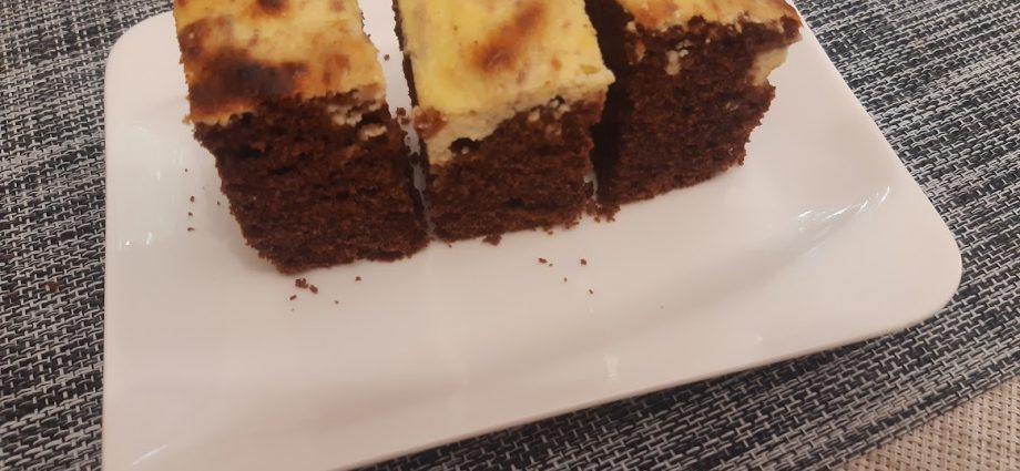 kakaós-túrós süti free from glutén liszttel