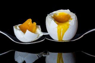 lágy és kemény tojás főzése