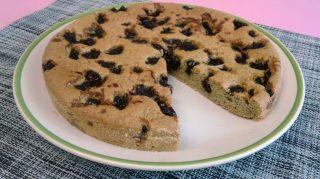 gluténmentes desszert, máklisztes recept