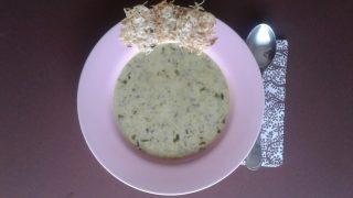 gluténmentes receptek, krémleves, gluténmentes leves