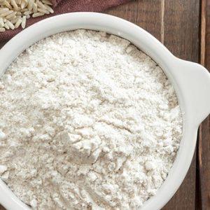 rizsliszt használata