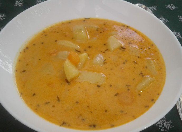 gluténmentes leves, krumplileves, burgonyaleves
