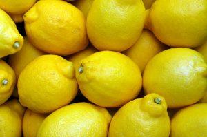 gluténmentes konyha citrom