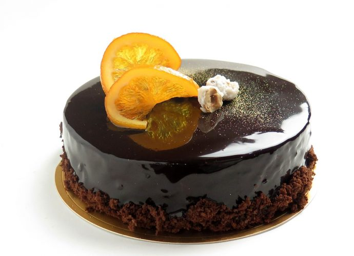 csokimáz, tortabevonás, tortadíszítés