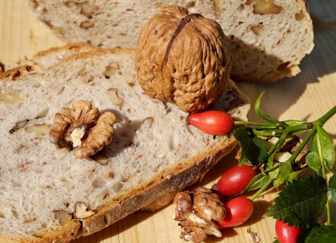 diós sütemény free from glutén lisztkeverékkel