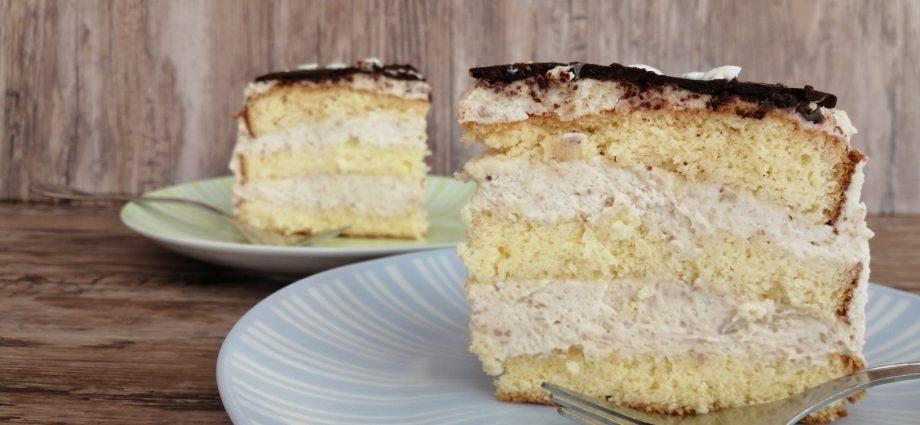 gesztenyés gluténmentes torta