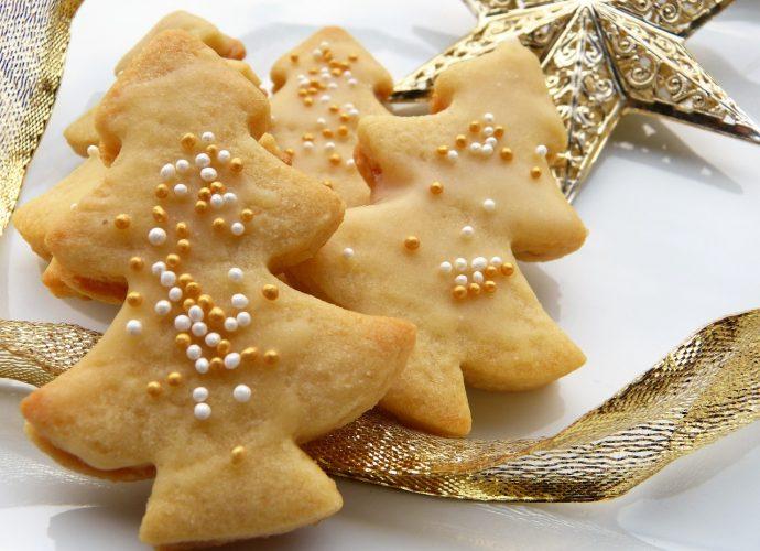 gluténmentes karácsonyi sütik, kekszek, aprósütemények
