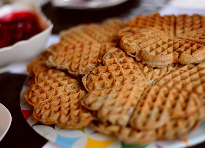 gluténmentes reggeli, gluténmentes desszert, gluténmentes süti