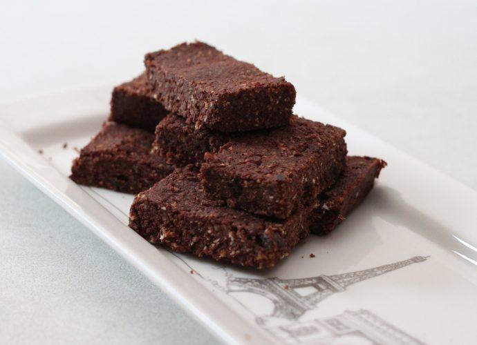 gluténmentes brownie, kókuszlisztes recept