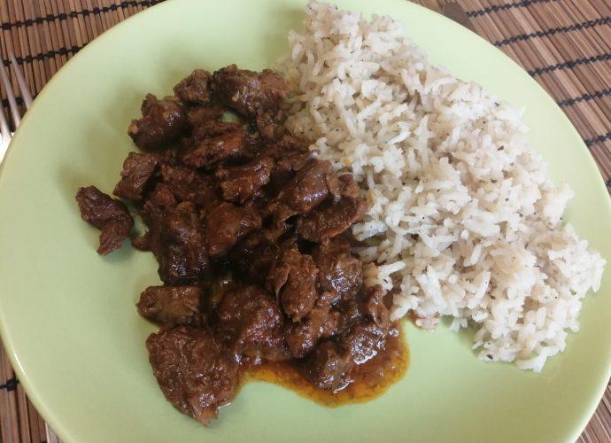 muflon pörkölr recept