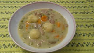glutánmentes leves, gazdag táplálóleves