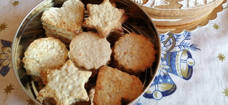 sós keksz zabpehellyel gluténmentesen