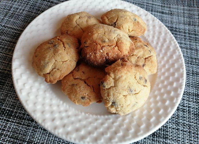 vegán keksz, gluténmentes keksz, kókuszlisztes recept