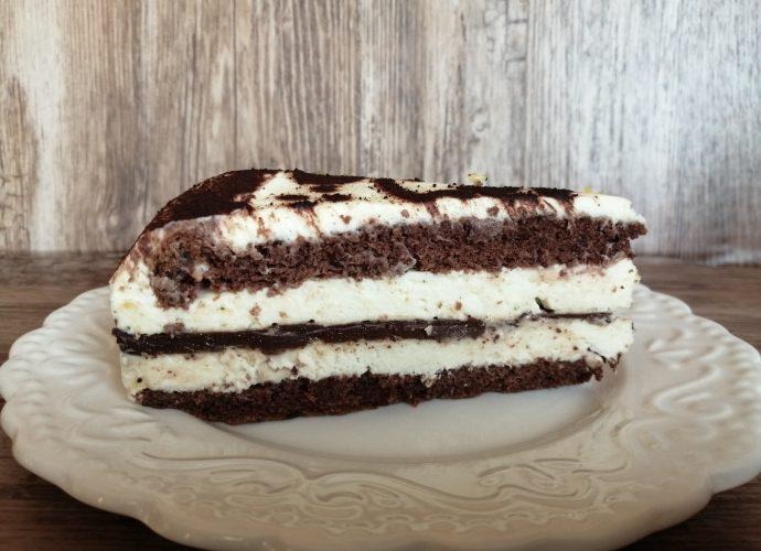 mascarponehabos vaníliás gluténmentes torta