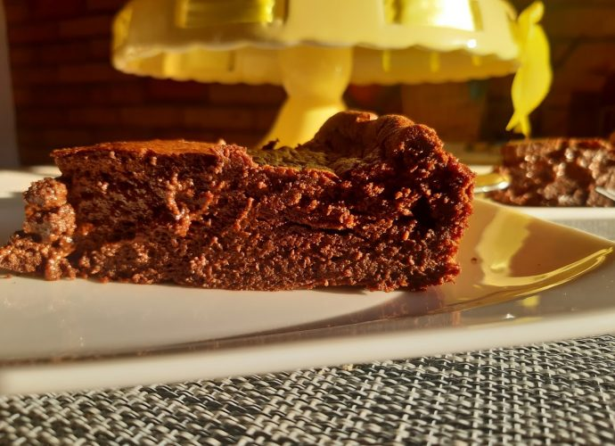 francia csokoládétorta liszt nélkül