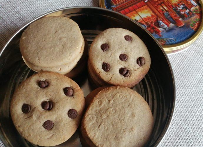 gluténmentes keksz gesztenyeliszttel