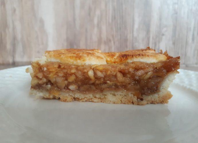 gluténmentes almás pite schär liszttel