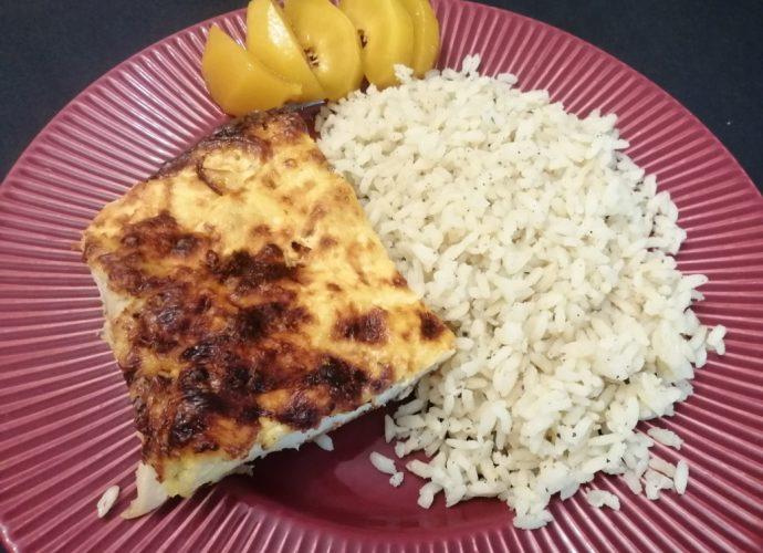 csirkemell receptek, sütőben sült tejszínes csirkemell